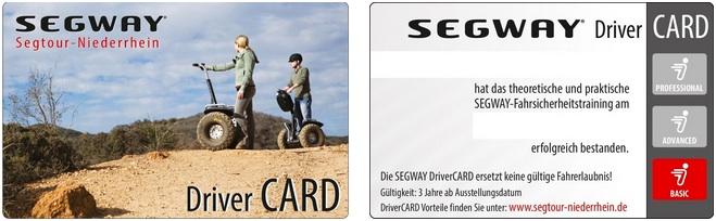segway drivercard segway d sseldorf. Black Bedroom Furniture Sets. Home Design Ideas