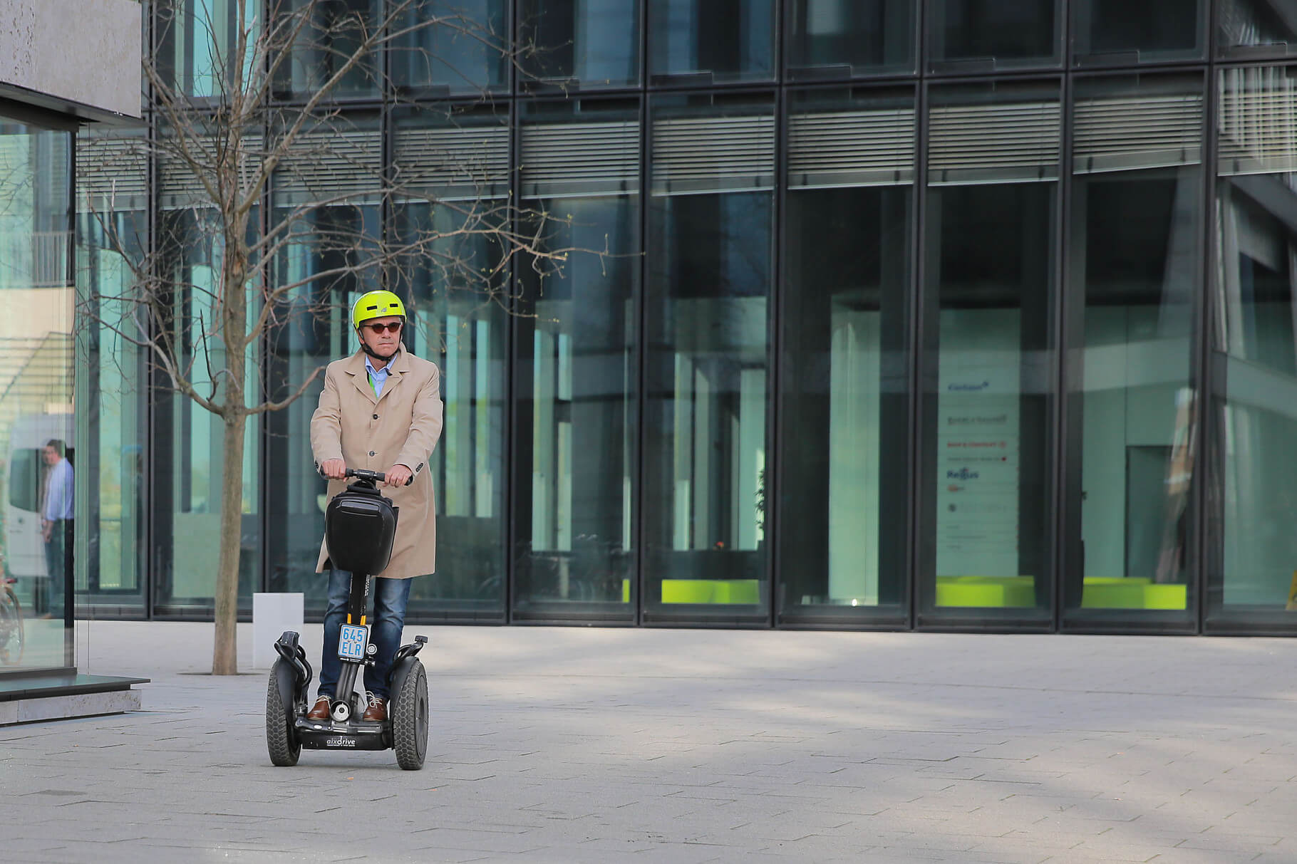 City Tour Segway Düsseldorf