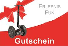 Segway Gutschein